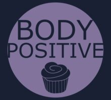 Body Positive (purple) Kids Clothes