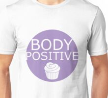 Body Positive (purple) Unisex T-Shirt