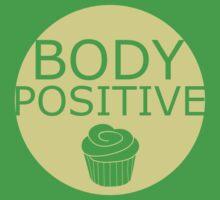 Body Positive (yellow) One Piece - Short Sleeve