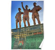 THE UNITED TRINITY Poster