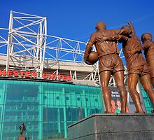 THE UNITED TRINITY by MIKESCOTT