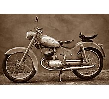 Puch 125 TL Photographic Print