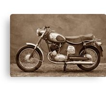 Puch 175 SVS Canvas Print