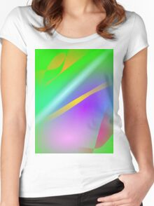 Cool Beauty Women's Fitted Scoop T-Shirt
