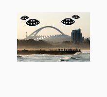 Aliens invade Durban Unisex T-Shirt