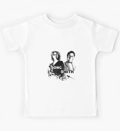 The Doctor & River Song  Kids Tee