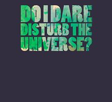 Do I dare disturb the universe? Mens V-Neck T-Shirt