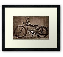Anker Framed Print