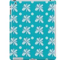 Floral vintage pattern iPad case iPad Case/Skin