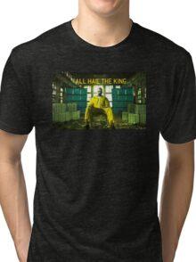 All Hail The King Tri-blend T-Shirt