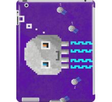 Grey Squid  iPad Case/Skin