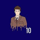 The 10th Doctor by theleafygirl