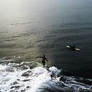 Batu Karas Surf by wellman