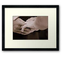 Deepest Lover Framed Print