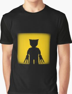Shadow - Adamantium Graphic T-Shirt