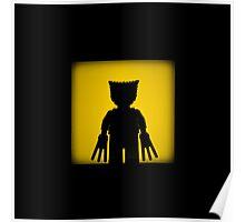 Shadow - Adamantium Poster