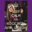 Rock with Avril by lottielou94