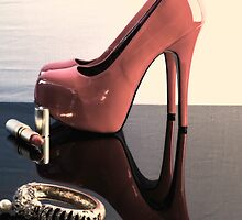 Pink Heels by marty1468