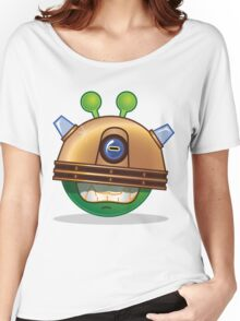 'Exterminate' Alien Women's Relaxed Fit T-Shirt