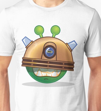 'Exterminate' Alien Unisex T-Shirt