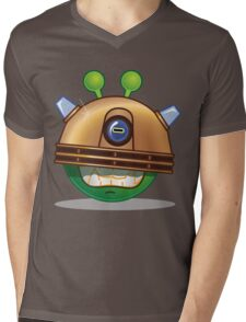 'Exterminate' Alien Mens V-Neck T-Shirt