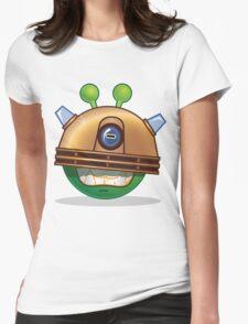'Exterminate' Alien Womens Fitted T-Shirt