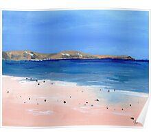 Normanville Beach, South Australia, 2012. Poster