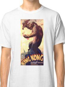 King Kong movie poster Classic T-Shirt