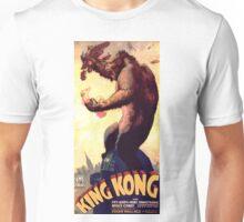 King Kong movie poster Unisex T-Shirt