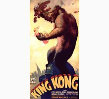 King Kong movie poster T-Shirt
