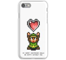 Heart Container iPhone Case/Skin