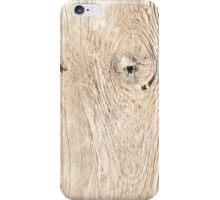 Light Wood iPhone Case/Skin