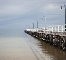 City Beach by jamjarphotos