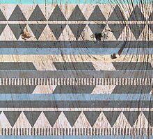 Aztec Blue by Livid