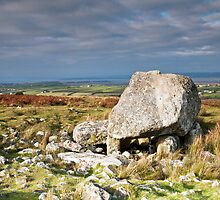 Arthur's Stone on Gower south Wales by Nick Jenkins