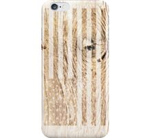 American Wood iPhone Case/Skin