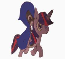 raven and twilight sparkle Baby Tee