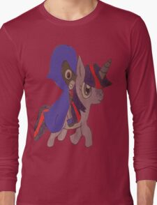 raven and twilight sparkle Long Sleeve T-Shirt