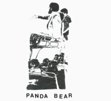 "Panda Bear ""TOMBOY "" by DelightedPeople"