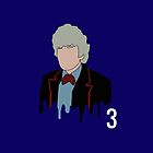 The 3rd Doctor by theleafygirl