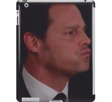 Karev iPad Case/Skin