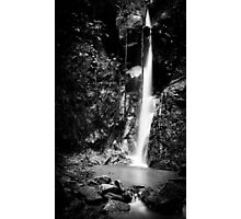 Jungle Waterfall Photographic Print