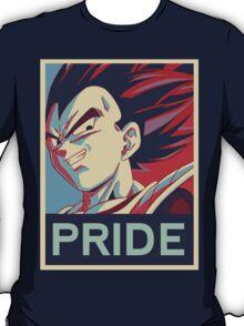 Vegeta - Pride T-Shirt