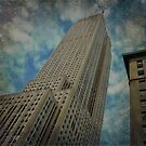 Empire State Building - NYC by Robert Baker