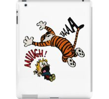 Calvin And Hobbes Fan iPad Case/Skin