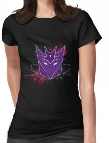 BRUTAL Decepticons Womens Fitted T-Shirt