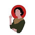 Audrey Horne - Twin Peaks by leosilverberg