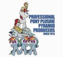 Professional Pony Plushie Pyramid Producer by KevDarkhood
