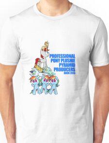 Professional Pony Plushie Pyramid Producer Unisex T-Shirt