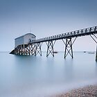 Selsey Life Boat Station II by Chester Tugwell